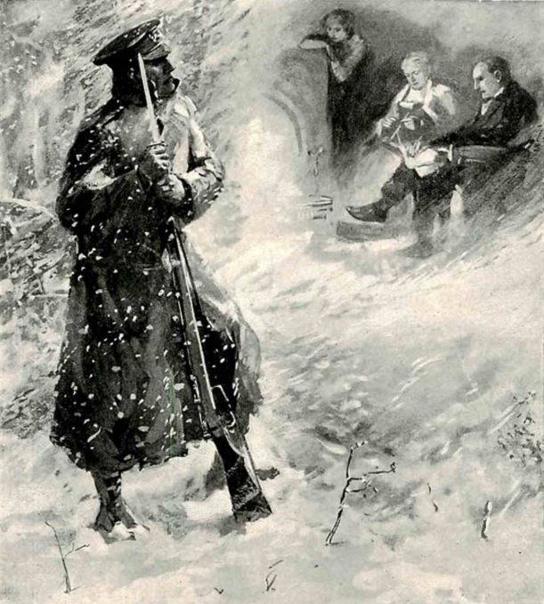 Visions of a very different Christmas, The War Illustrated, Vol II, the Winter Campaign